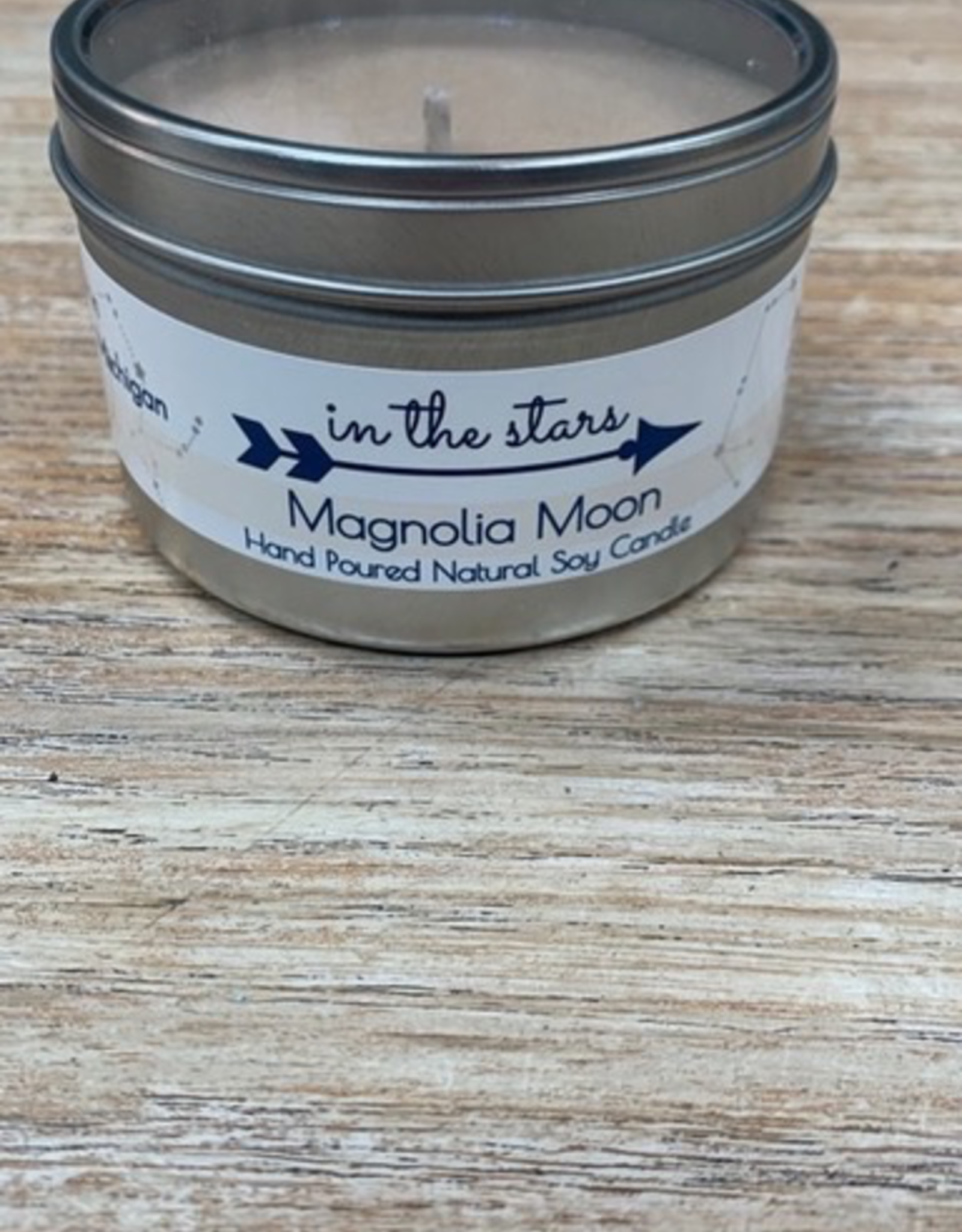 Candle In The Stars Candles, Magnolia Moon