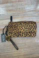 Wallet Uptown Girl Leather Hairon Wallet