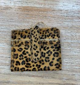 Wallet Crazy Leopard Hairon Wallet
