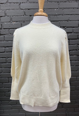 Sweater Judy Puff Shoulder Sweater