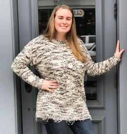 Dress Quinn Multi Knit Tunic Dress