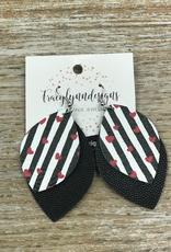 Jewelry TLD Heart Double