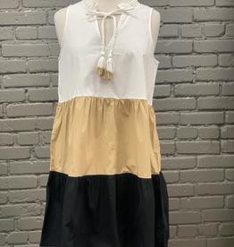 Dress McKenna Colorblock Dress