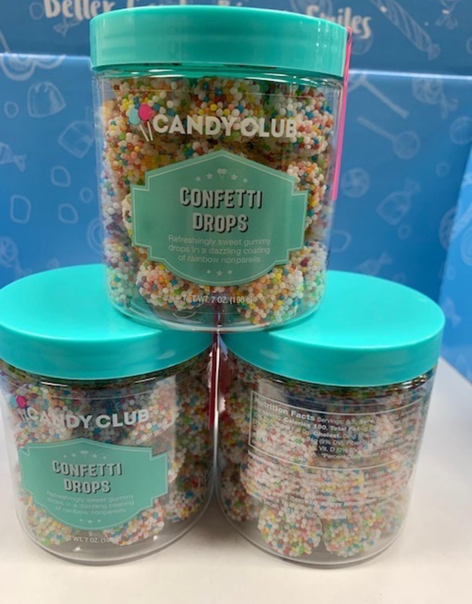 Candy Confetti Drops