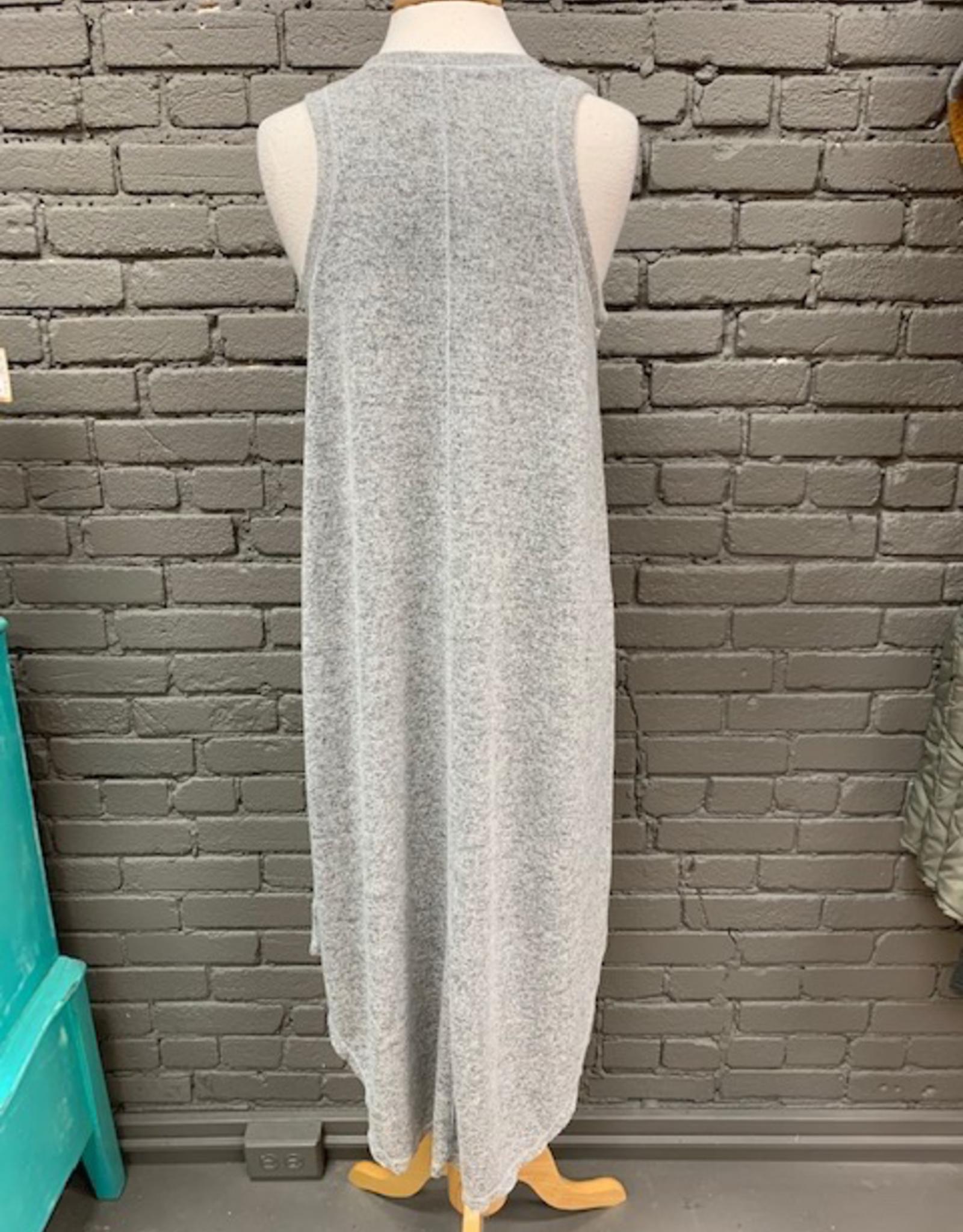 Dress Nash Gray Midi Dress