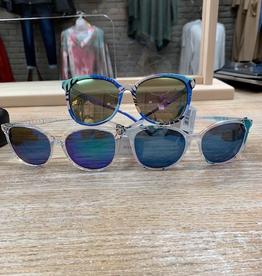 Sunglasses Tropical Sunglasses W/ Case