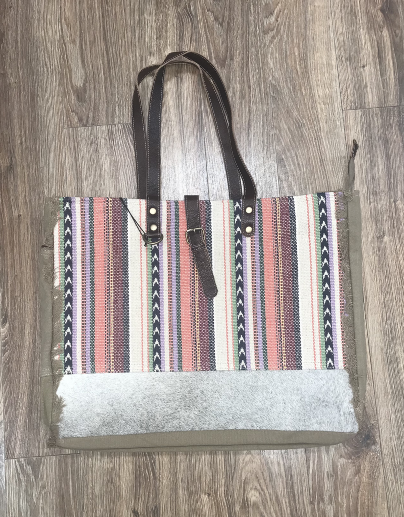 Bag Pastel Hues Weekender Bag