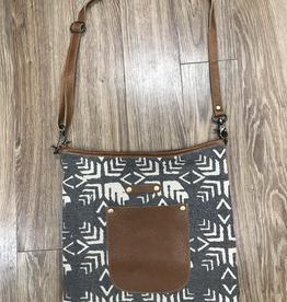 Bag Leaflike Shoulder Bag