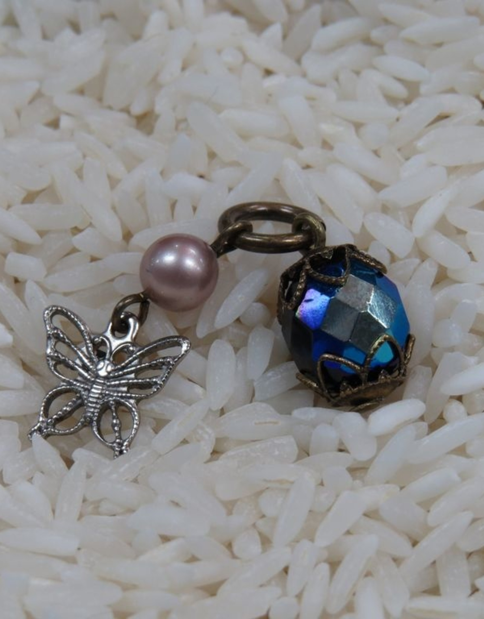 Jewelry Butterfly Charm