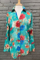 Shirt Greta Floral Button Up