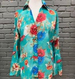 Shirt Greta Floral Button Up