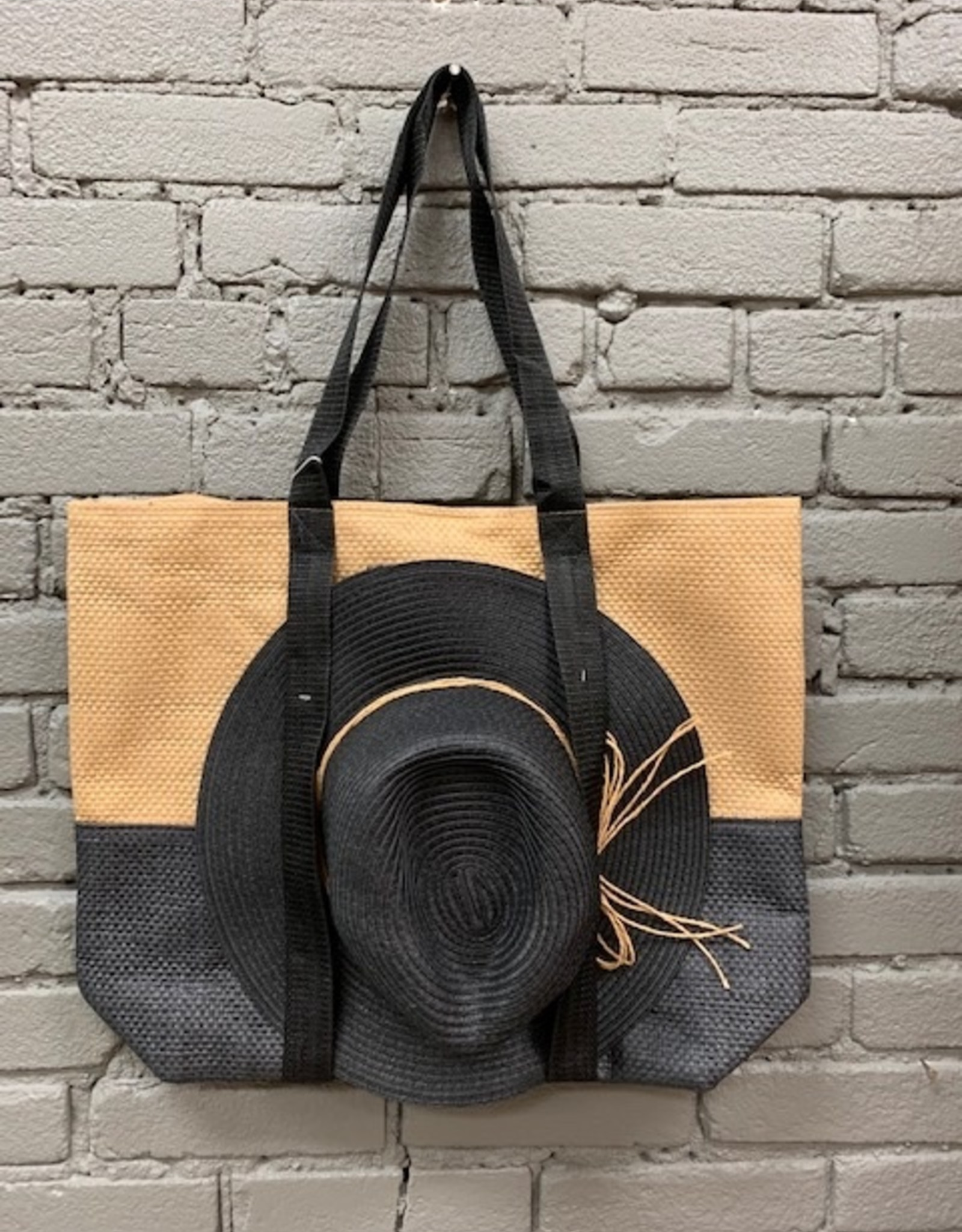 Bag Hat & Tote Set