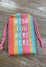 Wish You Were Here Quick Dry Towel