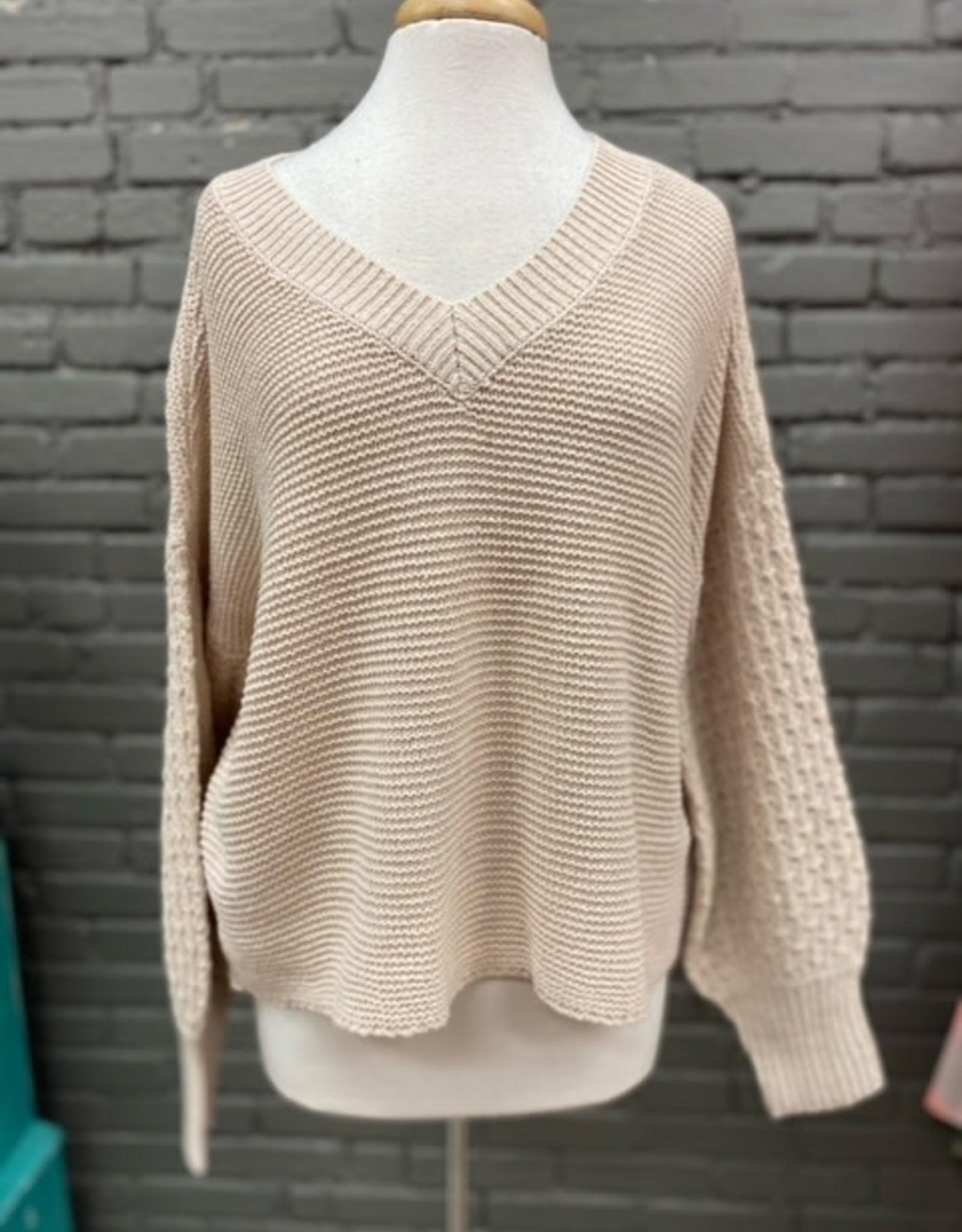Sweater Ingrid VNeck Sweater