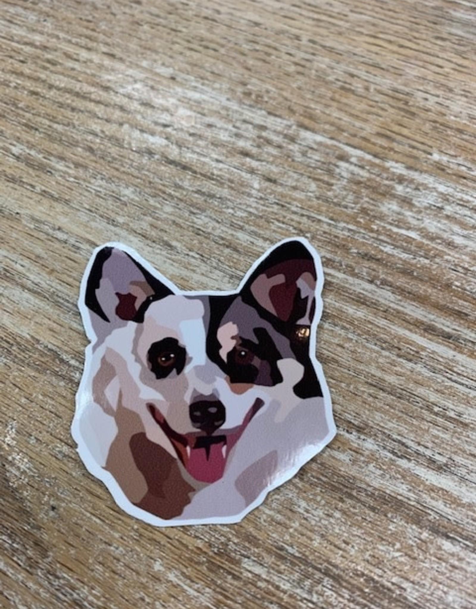 """Other Miss Petey 3"""" Sticker"""