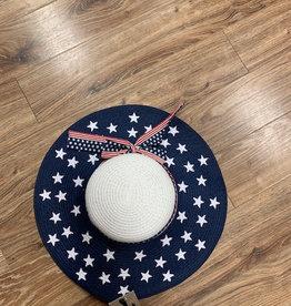 Hat American Flag Floppy Hat