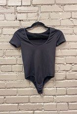 Bodysuit Michelle Scoop Bodysuit- OneSize