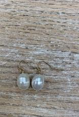 Jewelry Pearl Dangle Earrings