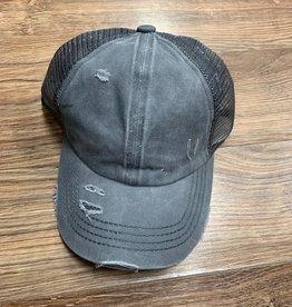 Hat CC Criss Cross Trucker Cap