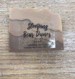 Beauty Lake Soap, Sleeping Bear Dunes