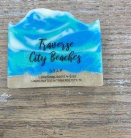 Beauty Lake Soap, Traverse City Beaches
