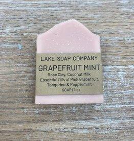 Beauty Lake Soap, Grapefruit Mint