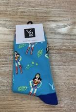Socks Women's Crew Socks- WonderIcon