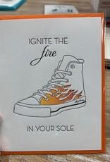 Card Fire Soles Card