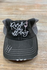 Hat Rose' All Day Hat