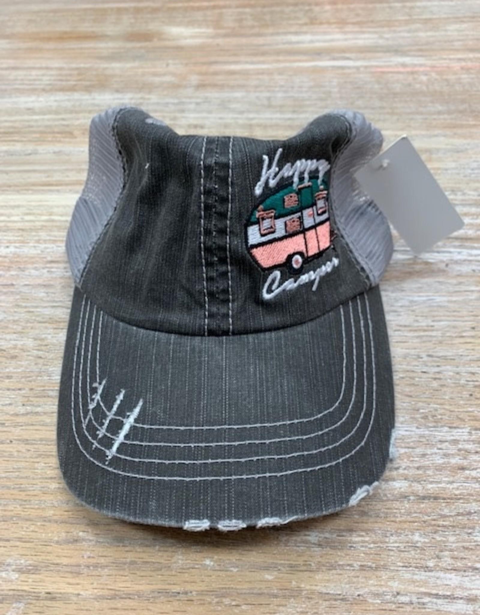 Hat Happy Camper Hat