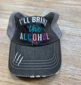 Hat Bring The Alcohol Hat