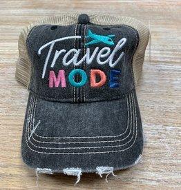 Hat Travel Mode Hat