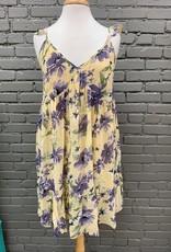 Dress Whitney Floral Ruffle Dress