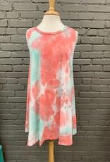 Dress Janet Sleeveless Tie Dye Dress