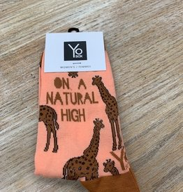 Socks Women's Crew Socks- NatHigh