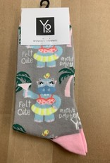 Socks Women's Crew Socks, FeltCute