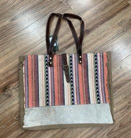 Bag Pastel Hues Weekender Bag