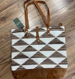 Bag Geometrical Tote Bag