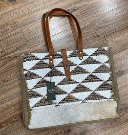 Bag Rhythmic Shapes Weekender Bag