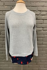 Long Sleeve Cheri Cherry Sweater