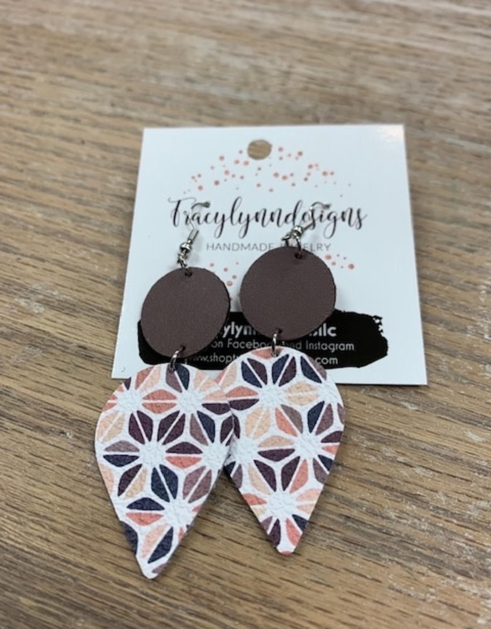 Jewelry TLD Purple Melody Earrings
