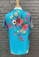 Shirt Skye Mixed Print Shirt