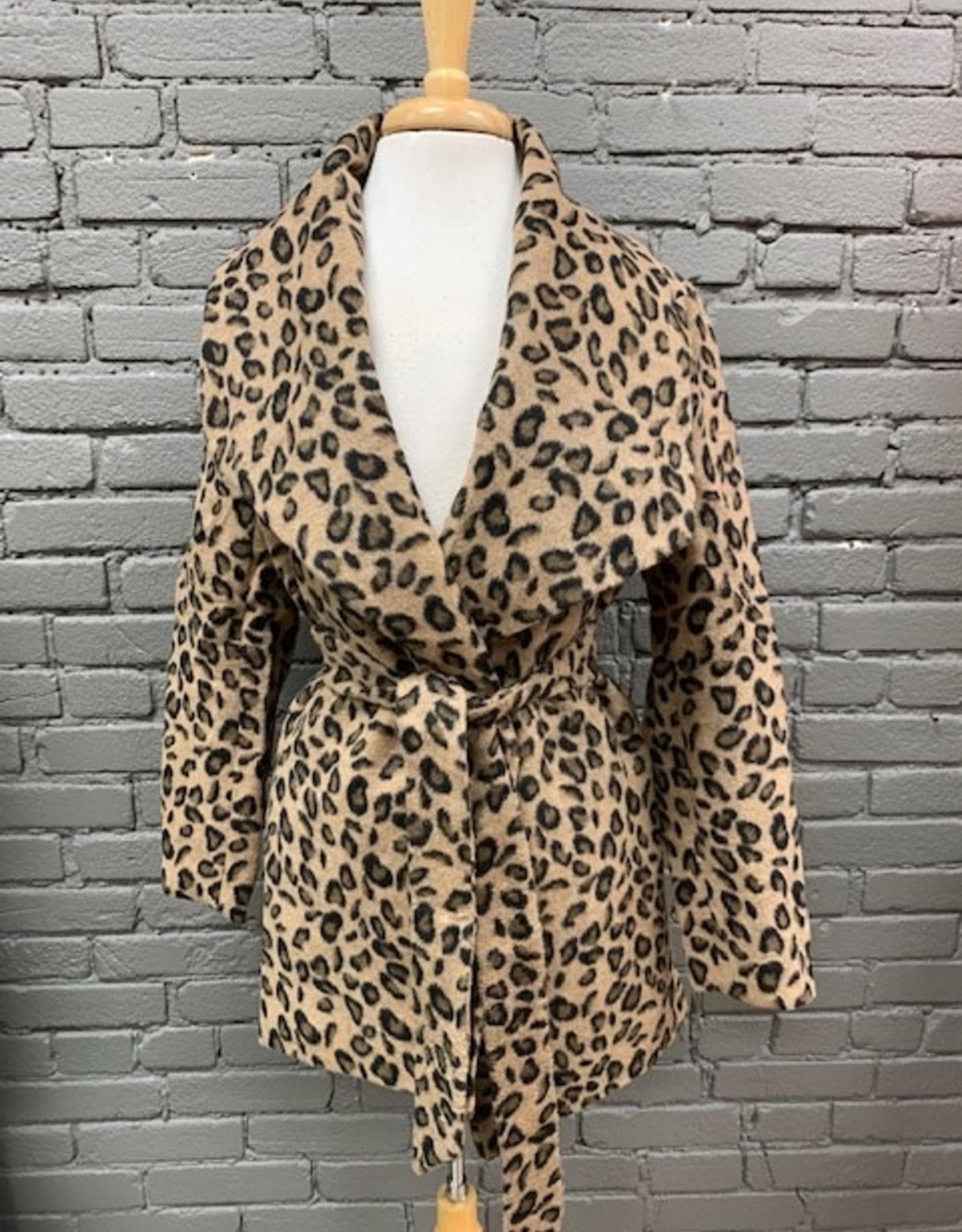 Jacket Albany Leopard Coat
