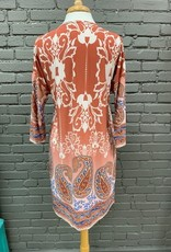 Dress Joanna Paisley Pocket 3/4 Dress