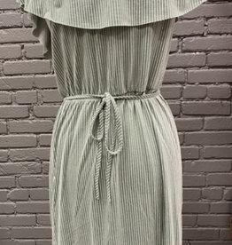 Dress Breann tie waist dress