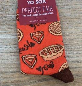 Socks Women's Crew Socks- Pumpkin&Pies
