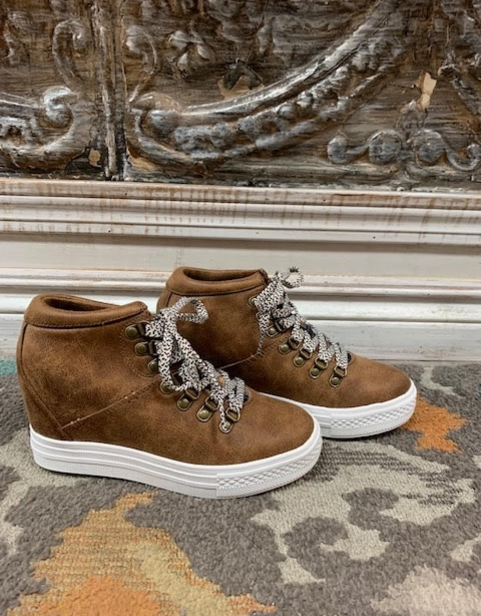 Boot Tibi Plaid Tie Hidden Heel Booties