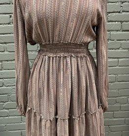 Dress Ember woven smock dress