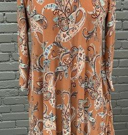 Dress Jayna paisley print dress