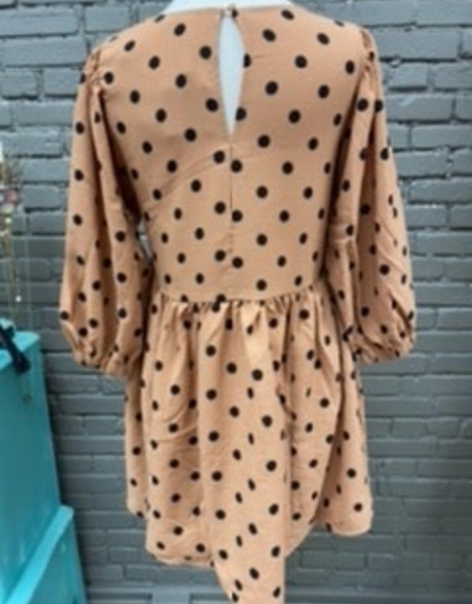 Dress Khatoria polka dot dress